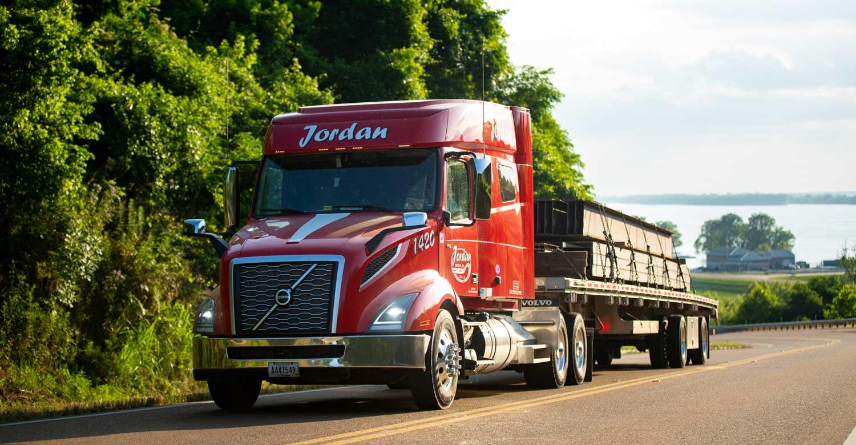 Company Driver Trucking Jobs Jordan Carriers